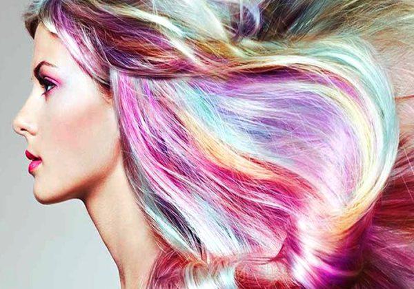 شامپو موهای رنگ شده